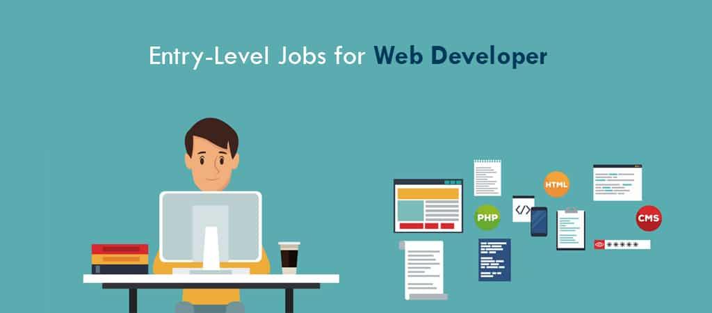 Entry level job tips for web developer
