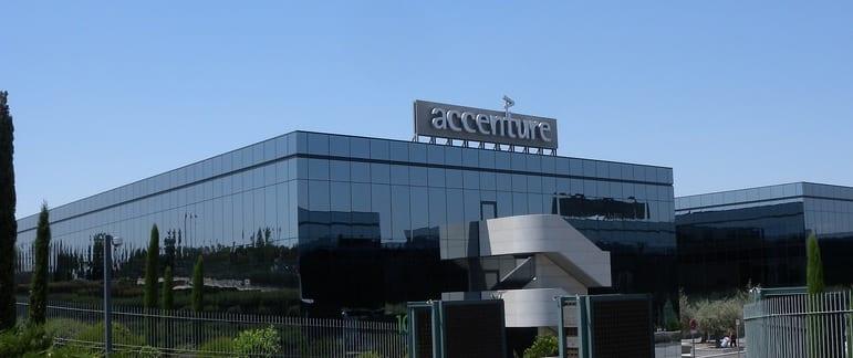 Internships in Accenture