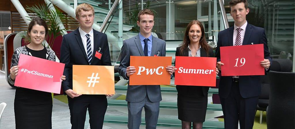 Selection Process with PwC Summer Internships and some FAQs