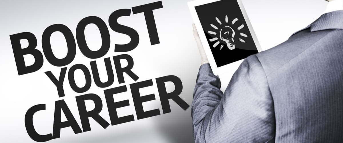 Five Ways to Boost Your Career Prospects