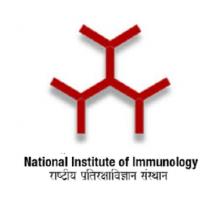 National Institute of Immunology New Delhi